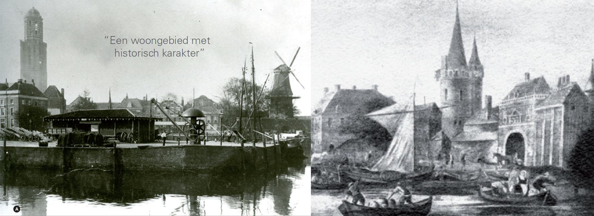 Nieuwbouw Kraanbolwerk Zwolle